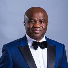 Dr Okey Nwuke